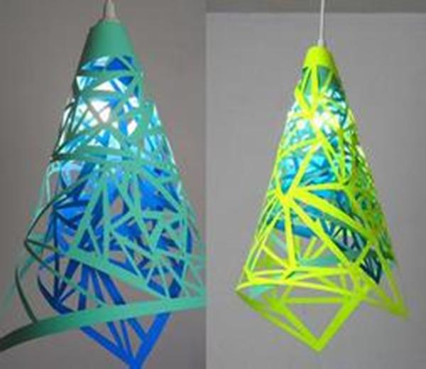 创意手工纸浮雕的镂空立体之艺术美